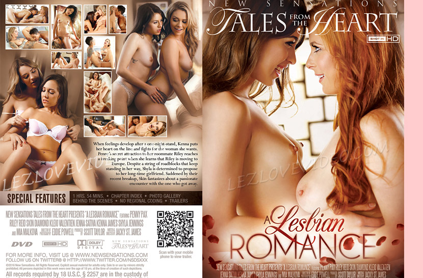Tales from the Heart: A Lesbian Romance