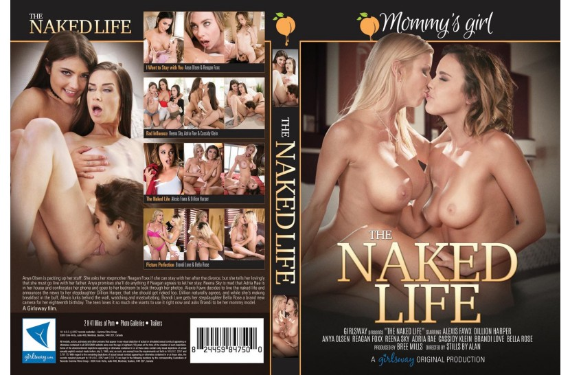 Girlsway Presents: The Naked Life