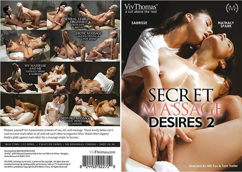 Secret Massage Desires 02