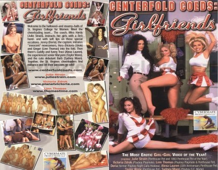 Centerfold Coeds: Girlfriends