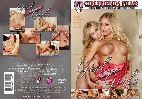 Girls Who Love Girls 01 (Girlfriends Films)