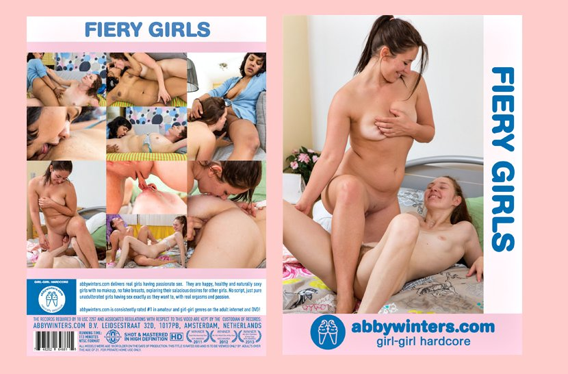 Abby Winters: Fiery Girls