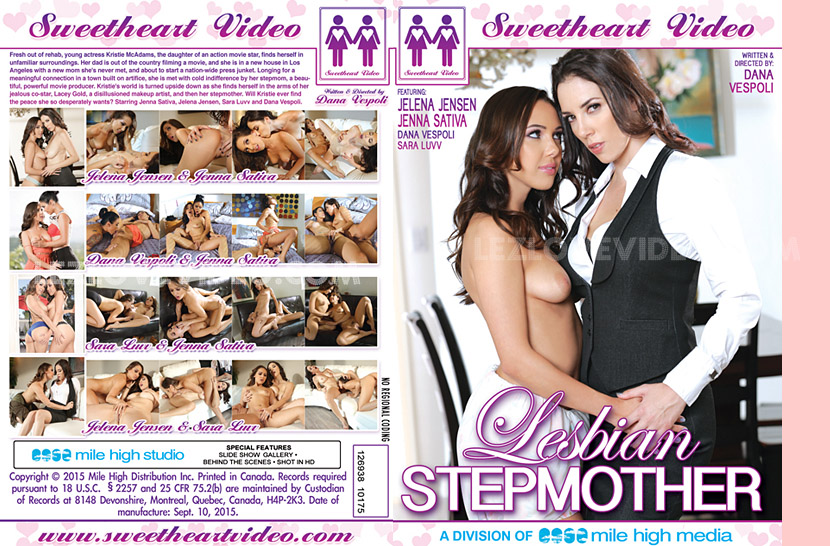 Lesbian Stepmother - Sweetheart Video