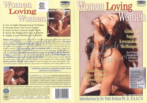 Women Loving Women: Sapphic Guide to Lovemaking