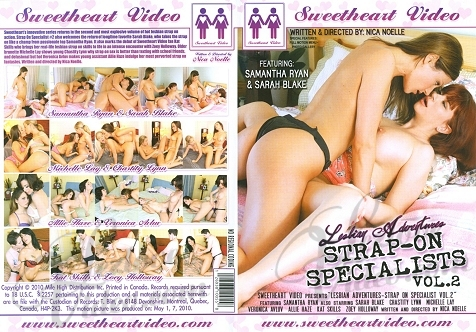 Lesbian Adventures - Strap-On Specialists 02