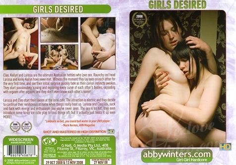 Girls Desired (Abby Winters)
