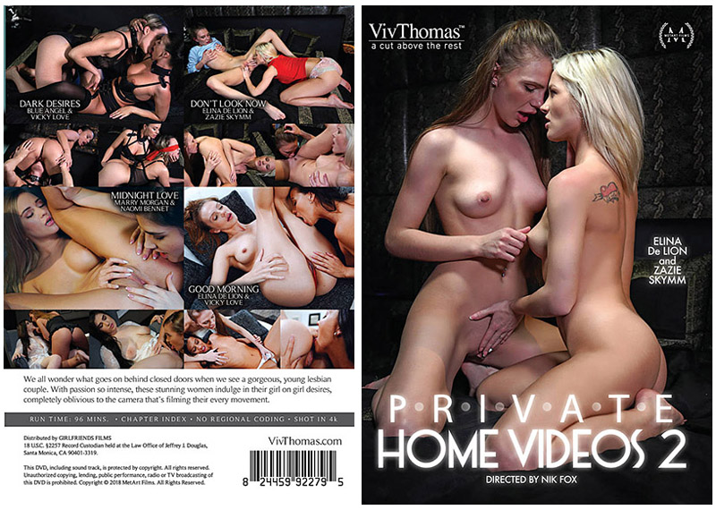 Viv Thomas Private Home Videos 02