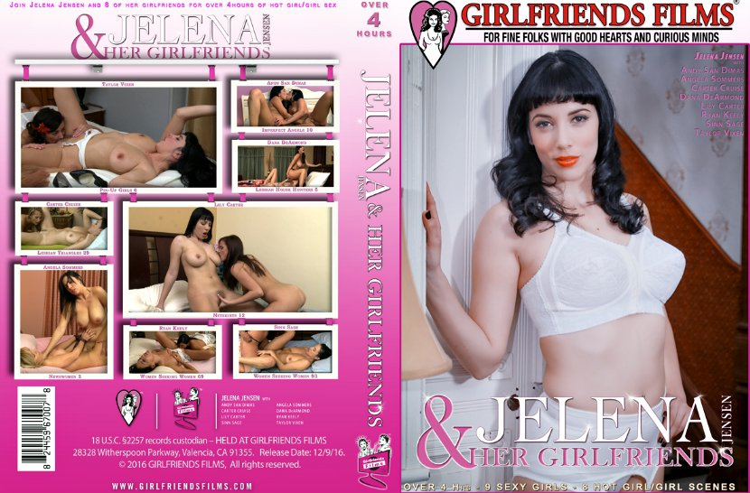 Jelena Jensen & Her Girlfriends