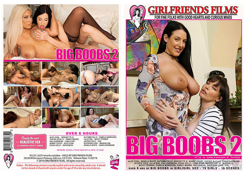 Big Boobs 02 - It's a Girlfriends Thing