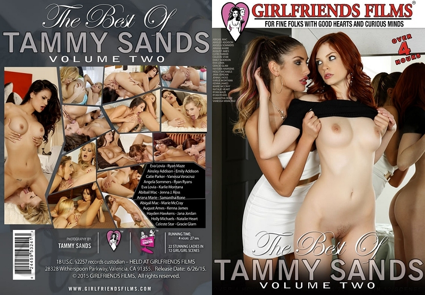 Tammy Sands, The Best Of 02