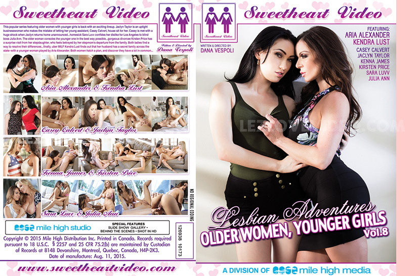 Lesbian Adventures - Older Women, Younger Girls 08