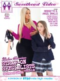 Lesbian Adventures - Strap-On Specialists 12: School Girls