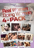 Real Women Doing Women 4-Pack