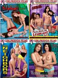 Girlfriends Films Older Younger 4-Pack # 26 (4 Disc Set)
