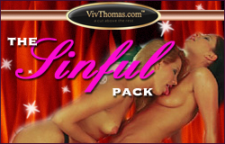 Viv Thomas 4-pack: The Sinful Pack