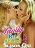 Sandy: Babe Abroad, Season 1